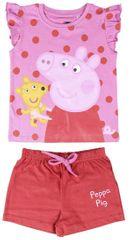 Disney pidžama za djevojčice Peppa Pig 2200005228