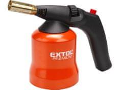 Extol Premium hořák s piezo zapalováním na propichovací kartuše