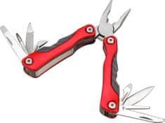 Extol Premium Nôž multifuknčý antikorový materiál rukoväte hliník a plast
