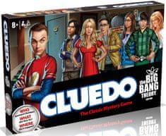 Winning Moves Cluedo The Big Bang Theory Anglická verzia
