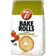 7 days Bake Rolls Bake rolls tomato olive 80g