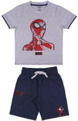 Disney chlapčenský set tričko a šortky Spiderman 2200007017