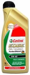 CASTROL Olej silnik EDGE Turbo Diesel 5W-40 1L
