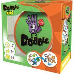 Zygomatic družabna igra Dobble Kids angleška izdaja