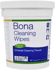 Bona Bona Cleaning Wipes - čisticí utěrky 72 ks