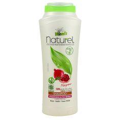 Winni´s NATUREL Shampoo Melograno šampón s granátovým jablkom na jemné vlasy 250 ml