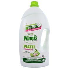 Winni´s Hypoalergénne umývací prostriedok na riad s vôňou limetky 5 l