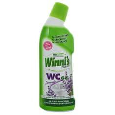 Winni´s Hypoalergénne WC čistič s vôňou levandule 750 ml