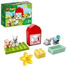 LEGO DUPLO® Town 10949 Zvieratká z farmy