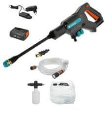 Gardena AquaClean 18 V RtU Premium tisztító, készlet (14800-31)