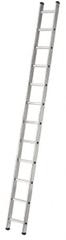 ELKOP Oporný hliníkový rebrík VHR Hobby 1x12 priečok