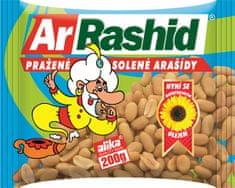 Ar rashid arašídy praž. solené 6x200g