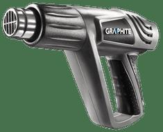 Graphite Teplovzd. pištoľ, 2000 W,
