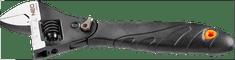NEO Tools Nastaviteľný kľúč s račňou 200mm
