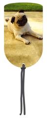 Magnetická záložka Mops pes - MZ 001