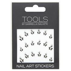 Gabriella Salvete 3D köröm matricák Tools Nail Art Sticker 08