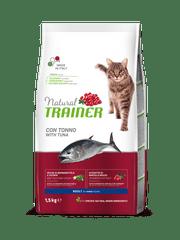TRAINER Natural Cat Adult tuňák 3kg