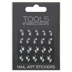 Gabriella Salvete 3D köröm matricák Tools Nail Art Sticker 06