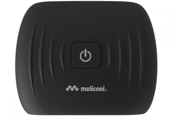 moderný digitálny Bluetooth prevádzač meliconi transmitter podpora rýchleho nabíjania usb napájanie vhodný k tv cd dvd prehrávačom opatrený analógovým aj digitálnym zvukovým vstupom