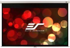 """Elite Screens roleta, 115 × 204 cm, 92"""", 16: 9 (M92XWH)"""
