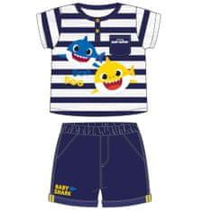 Disney detský set trička a šortiek Baby Shark 2200006959