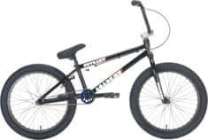 """Academy BMX Entrant 20"""" 2021 Freestyle BMX Bicykel Gloss Black/Rainbow"""