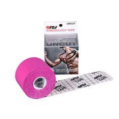 Ares Kinesio tejp ARES premium - růžová 5cm x 5m