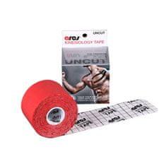 Ares Kinesio tejp ARES premium - červená 5cm x 5m