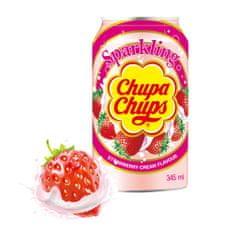 Chupa Chups ChupaChups sparkling strawberry cream 0,345L