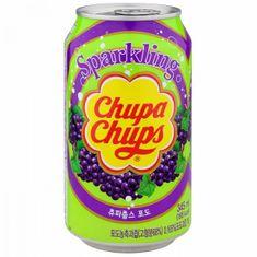 Chupa Chups ChupaChups sparkling grape 0,345L