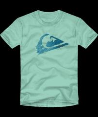 Quiksilver Young mountain EQKZT03446-GEA0 majica za dječake