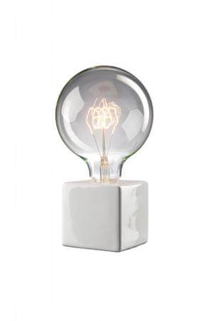 Villeroy & Boch Helsinki namizno svetilo, 60 W, belo