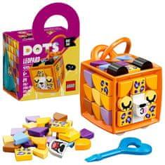 LEGO DOTS 41929 Ozdoba na tašku - leopard