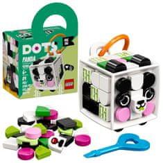 LEGO DOTS 41930 Ozdoba na tašku - panda