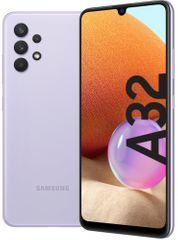 Samsung Galaxy A32 4G pametni telefon, 4GB/128GB, vijoličen