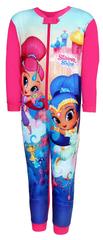 """SETINO Dziewczęca bawełniana piżama """"Shimmer i Shine"""" - różowy"""