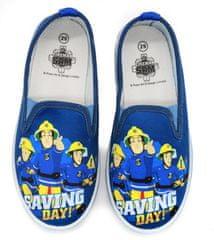 """SETINO Fiú cipők """"Tűzoltó Sam"""" - sötétkék"""