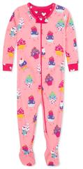 Hatley Dancing Cupcakes S20CCI202 pidžama za djevojčice od organskog pamuka