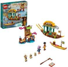 LEGO Disney Princess 43185 Boun és hajó