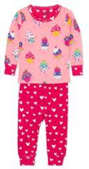 Hatley Dancing Cupcakes S20CCI1237 pidžama za djevojčice od organskog pamuka