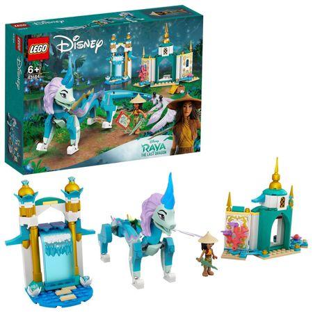 LEGO Disney Princess 43184 Raya i zmaj Sisu