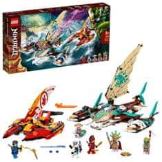 LEGO Ninjago 71748 Súboj katamaránov na mori
