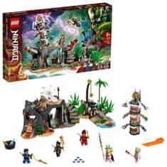 LEGO Ninjago 71747 Dedina strážcov