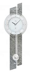 AMS design Kyvadlové nástěnné hodiny 5306 AMS řízené rádiovým signálem 71cm
