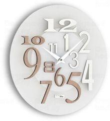 IncantesimoDesign Designové nástěnné hodiny I036S IncantesimoDesign 35cm