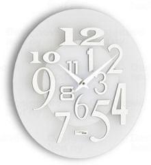 IncantesimoDesign Designové nástěnné hodiny I036MB IncantesimoDesign 35cm
