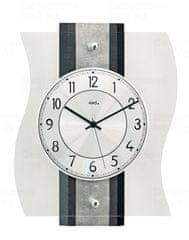 AMS design Designové nástěnné hodiny 5538 AMS řízené rádiovým signálem 36cm