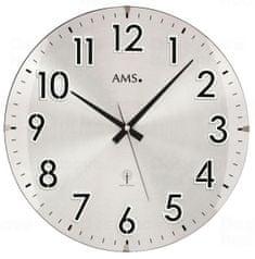 AMS design Nástěnné hodiny 5973 AMS řízené rádiovým signálem 32cm