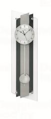 AMS design Kyvadlové nástěnné hodiny 5262 AMS řízené rádiovým signálem 59cm