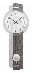 AMS design Kyvadlové nástěnné hodiny 7463 AMS řízené rádiovým signálem 61cm